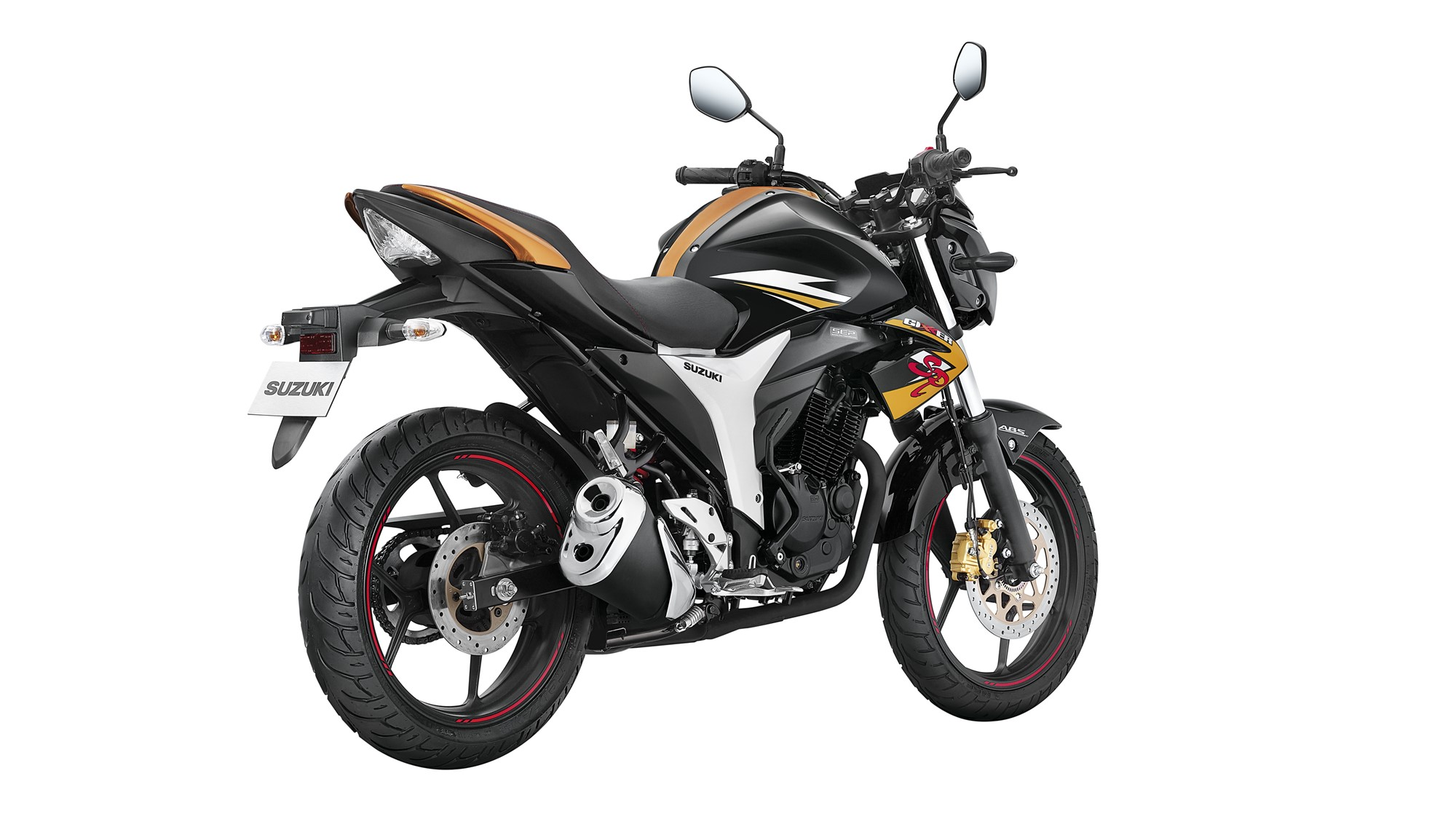 New 2018 Suzuki Gixxer SP edition