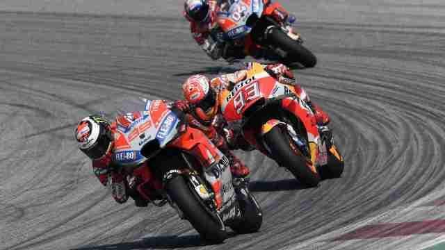 Jorge Lorenzo dominates Austrian GP