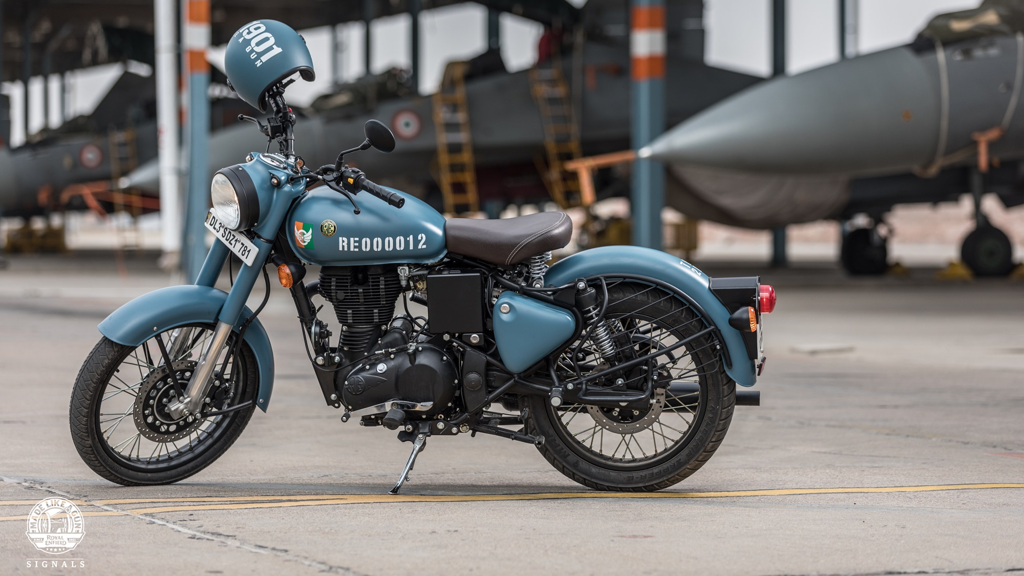 Lovely Royal Enfield Continental Gt 650 4k