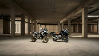2019 BMW R 1250 GS HP and BMW R 1250 RT