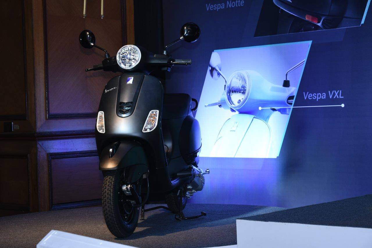 New Aprilia and Vespa scooters launched