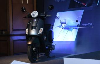 New Vespa Notte 125 for India