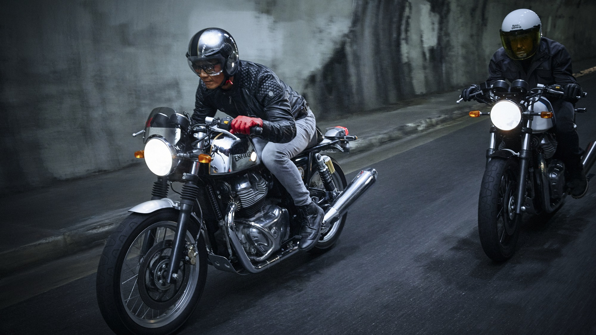 Royal Enfield Continental Gt 650 And Interceptor Int 650 Launched