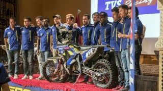 Sherco TVS Rally Factory Team for Dakar 2019