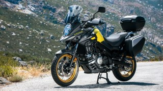 Suzuki V-Strom 650XT ABS India
