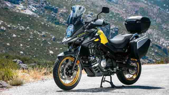Suzuki V-Strom 650XT ABS India