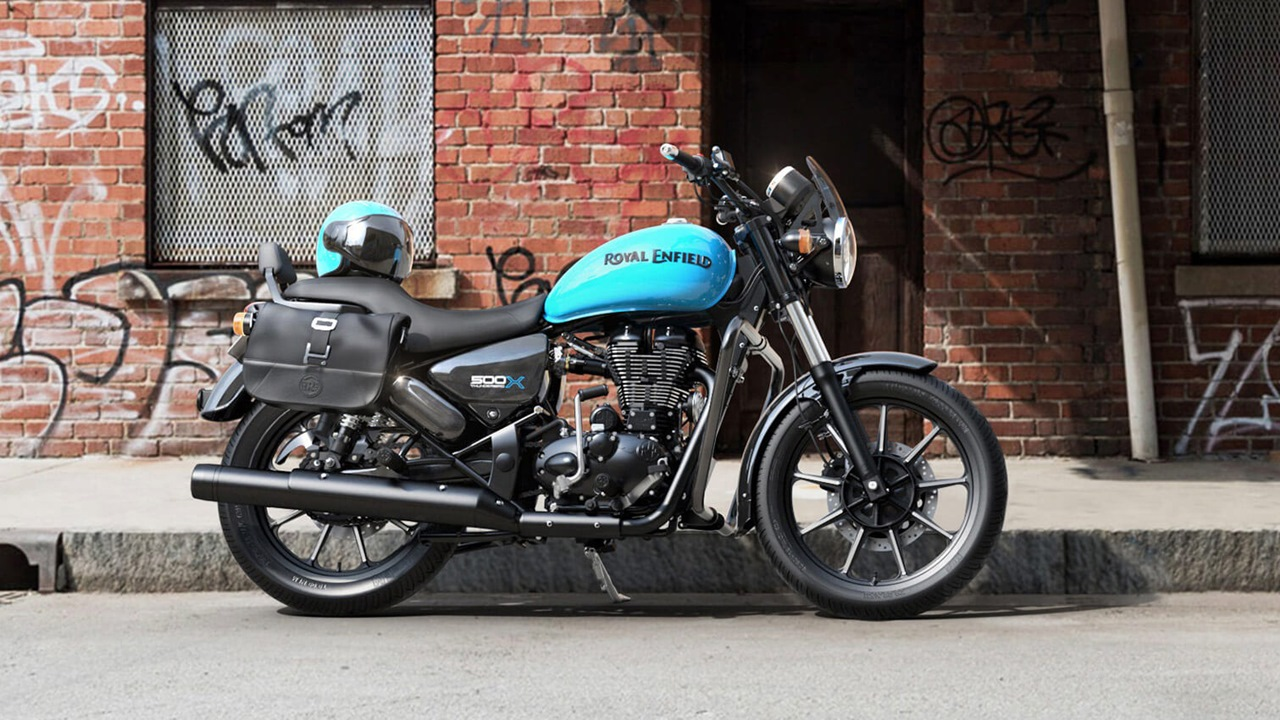 Royal Enfield Thunderbird 500X ABS version launched