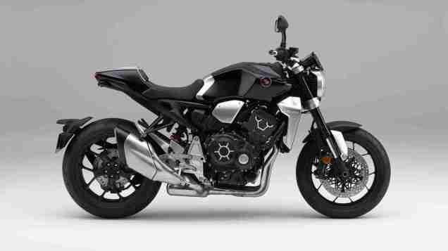 Honda CB1000R+