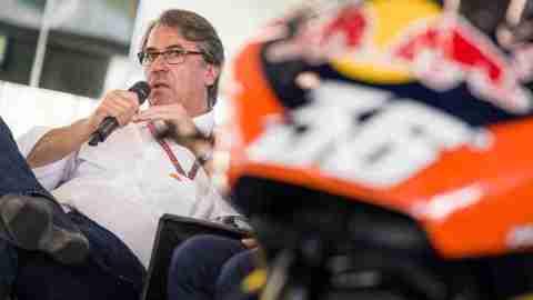 Stefan Pierer - KTM-Bajaj might buy Ducati