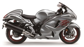 Suzuki Hayabusa 2019_Metallic Oort Gray colour option