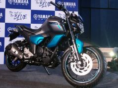 2019 Yamaha FZ-S Fi ABS V3.0 colour options
