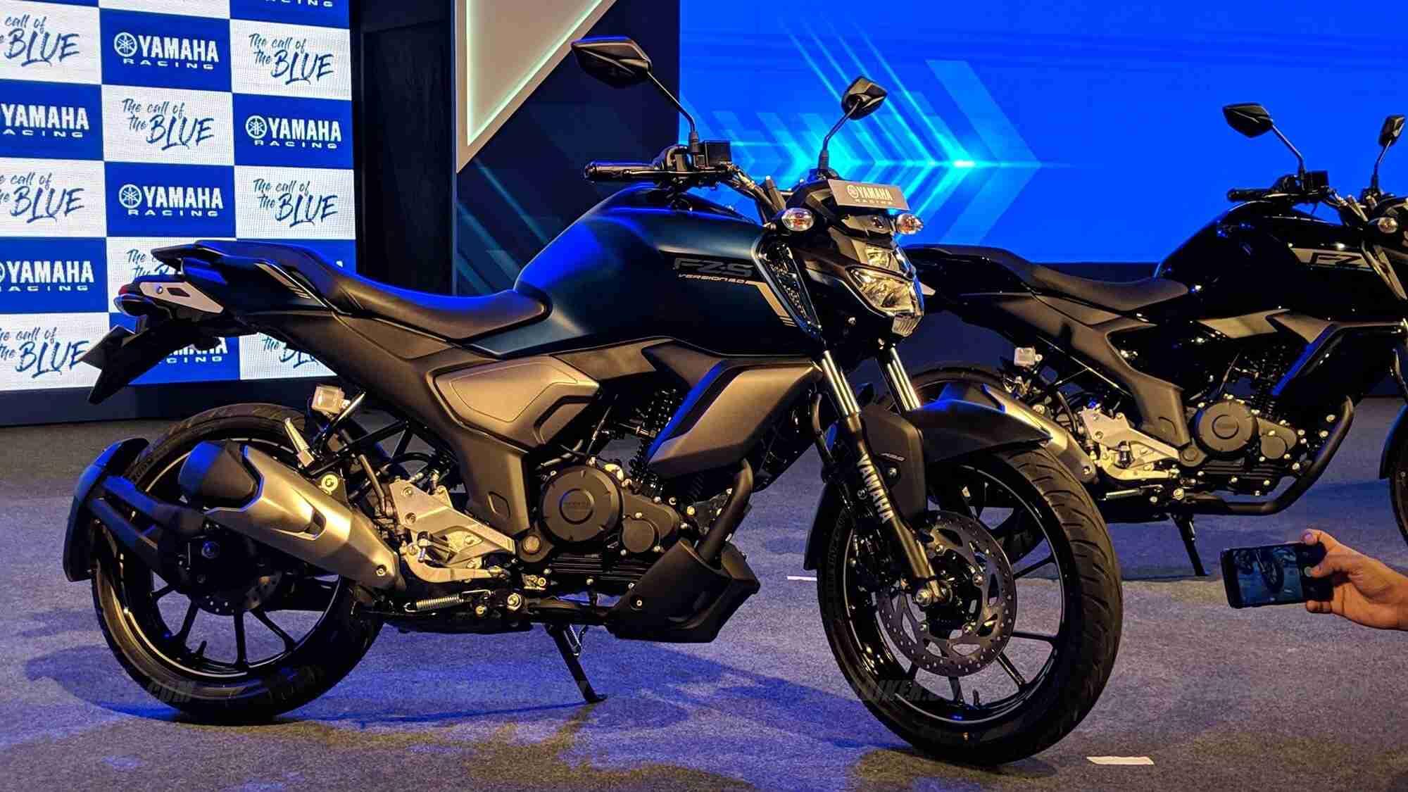 2019 Yamaha FZ V3.0 ABS Launched - RPM-Addiction