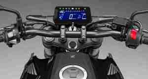 Honda CB300R instrument meter