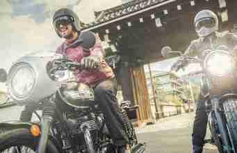 2019 Kawasaki W800 Cafe and Street