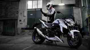 2019 Suzuki GSX-S750 gets new white colour option