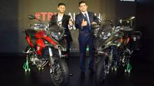 Benelli TRK 502 and 502 X launched