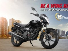 Honda CB Unicorn 150 ABS version launched