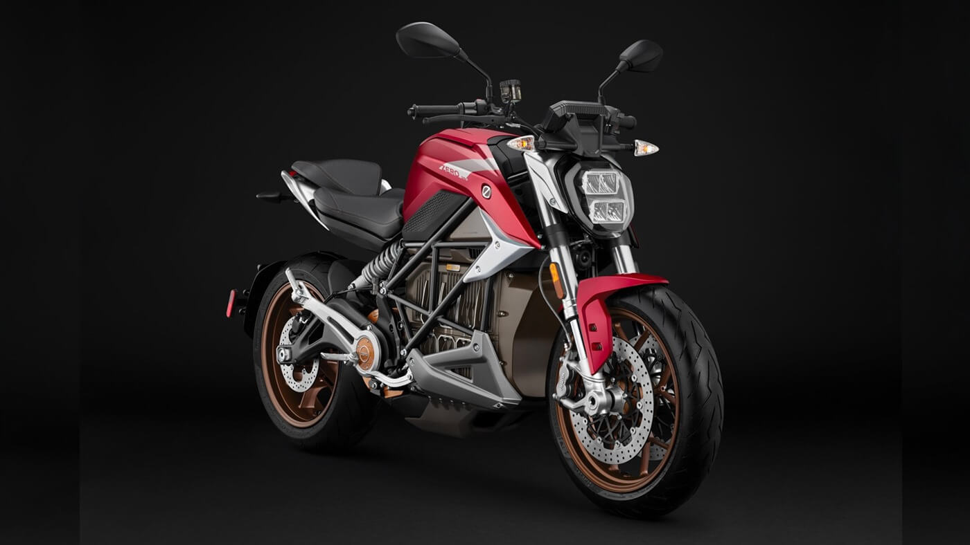 Zero SR/F electric streetfighter must get your attention