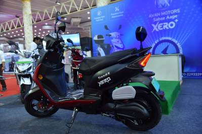 Avan Motors Trend E Xero electric scooter