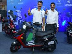 Avan Motors Trend E electric scooter unveiled