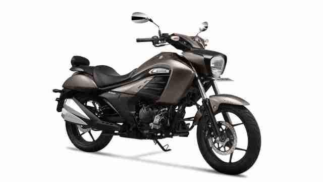 2019 Suzuki Intruder gets minor updates and a new colour option