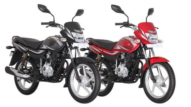 Bajaj Plantina 100 KS with combi braking launched