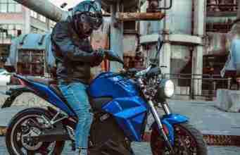 Evoke Motorcycles electric