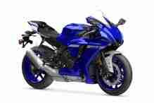 2020 Yamaha YZF-R1 Blue colour option