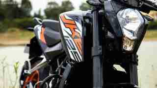 KTM Duke 125 wallpapers
