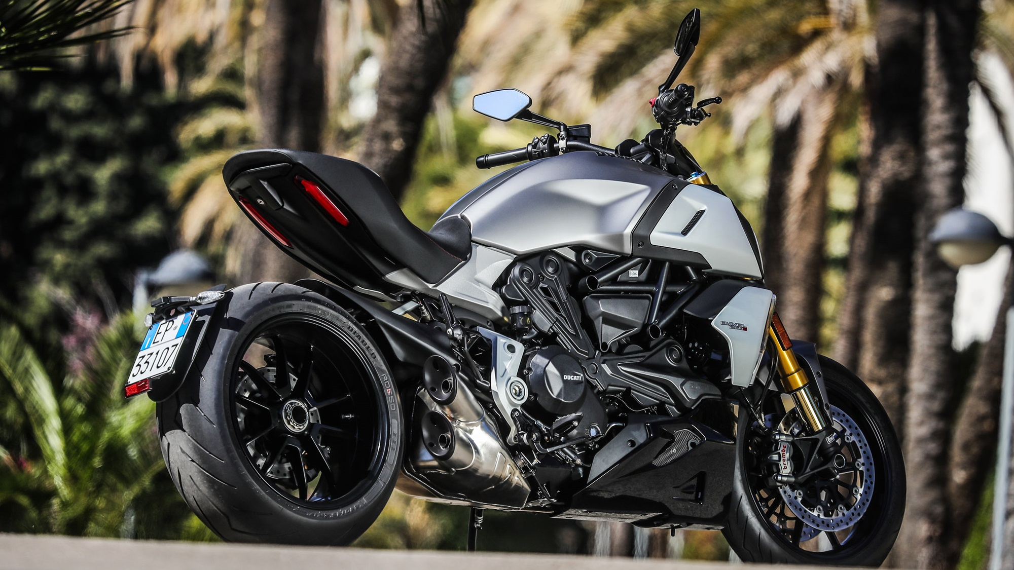 Ducati Diavel 1260 and 1260 S HD wallpaper