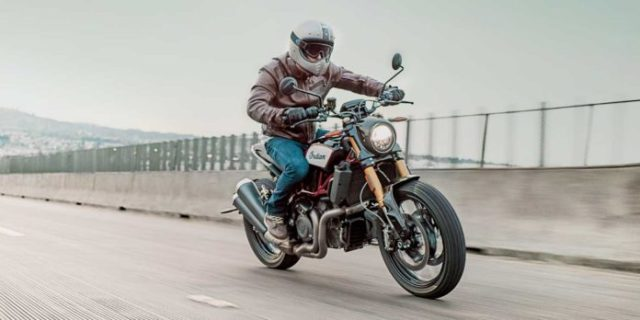 Indian Motorcycle FTR 1200 S
