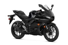 2020 Yamaha YZF-R3 colour option Matte Black