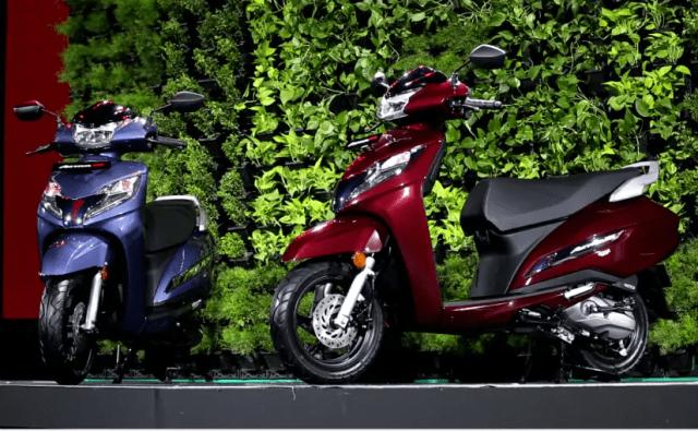 BS 6 Honda Acitva 125 Fi