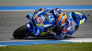 Alex Rins - MotoGP HD wallpaper Buriram