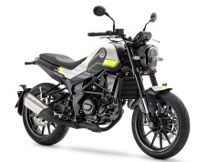 Benelli Leoncino 250 launched