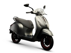 Chetak electric scooter announced