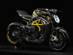 MV Agusta Dragster Pirelli Yellow
