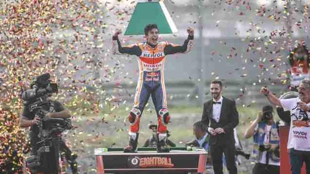 Marc Marquez - 2020 MotoGP world Champion