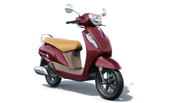 Suzuki Access 125 BSVI version