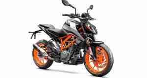 2020 KTM 390 Duke BS6