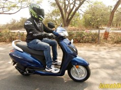 Honda Activa 6G first ride review
