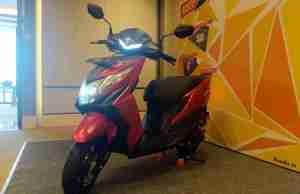 New 2020 Honda Dio