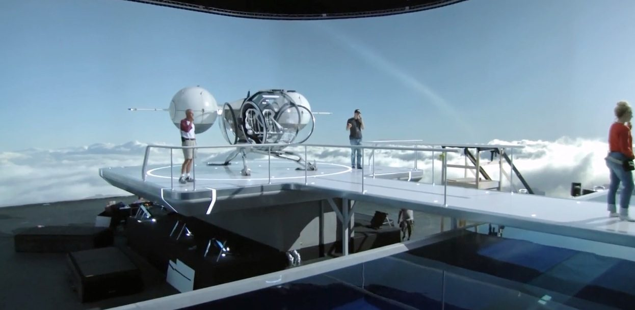 have a look at the making of the sky tower in oblivion in this new