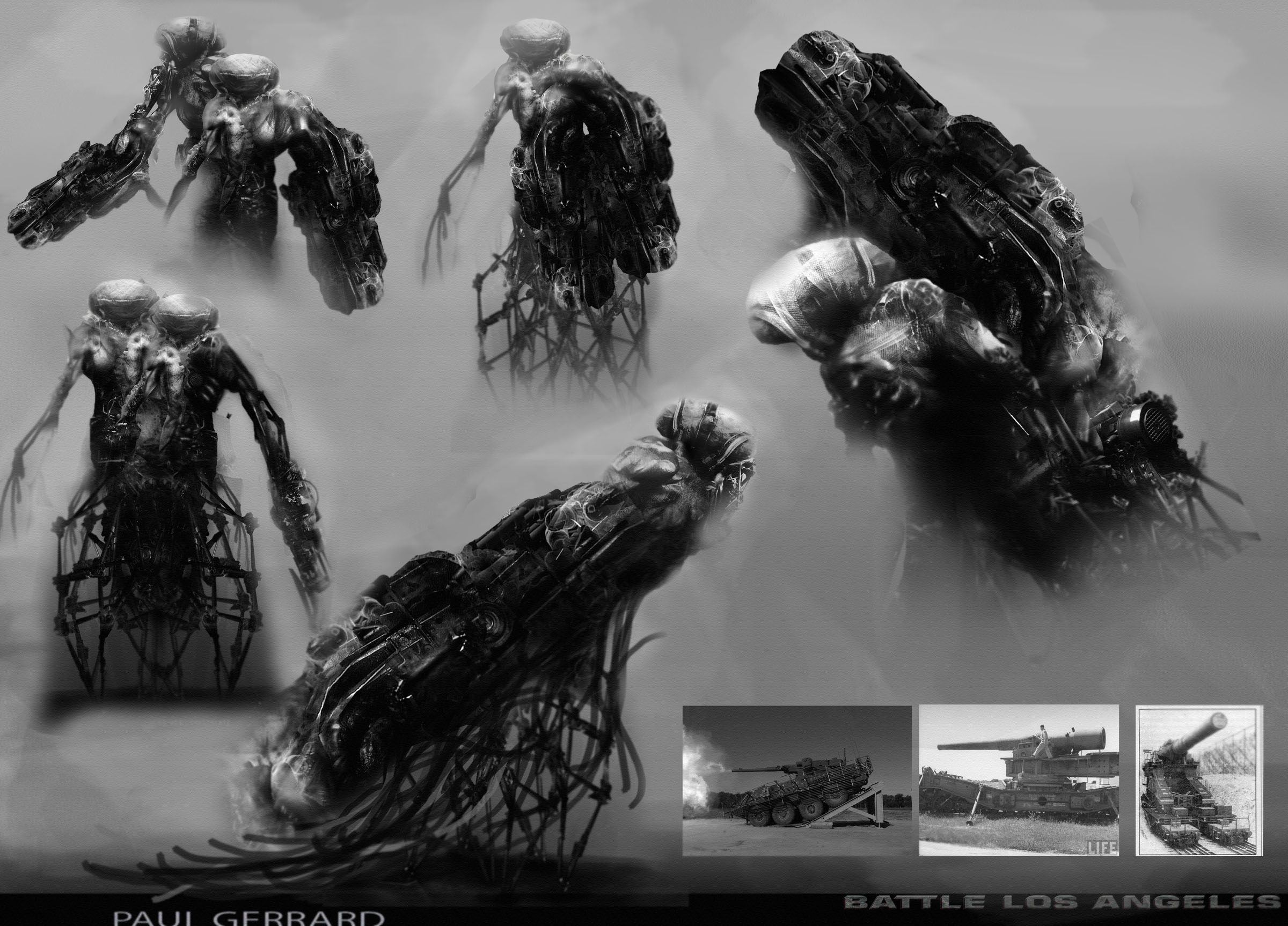 battle los angeles unreleased concept art