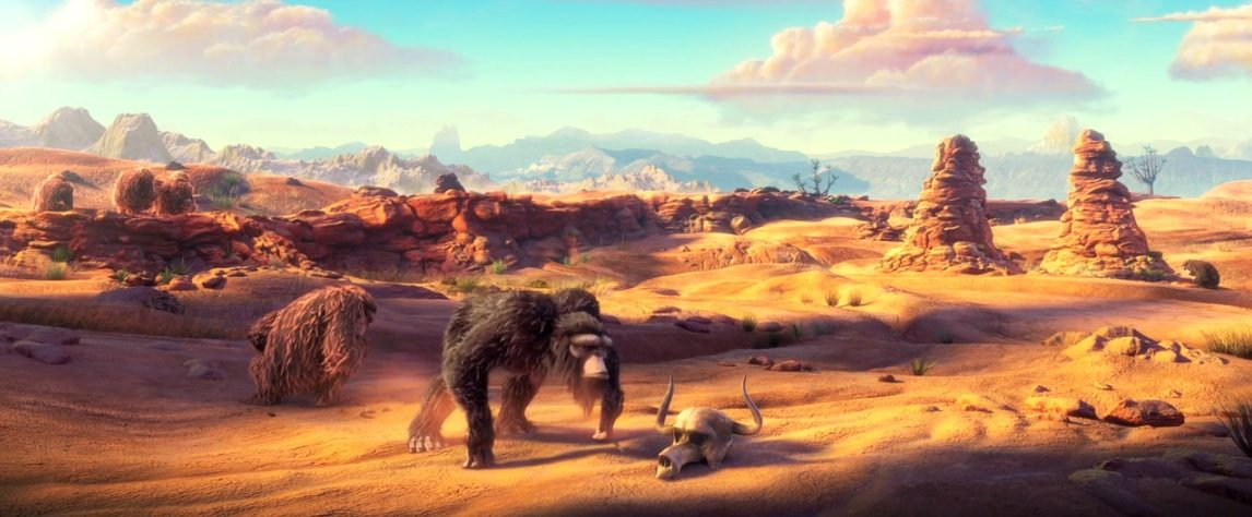 Animation Showreels: Christian Dan Bejarano