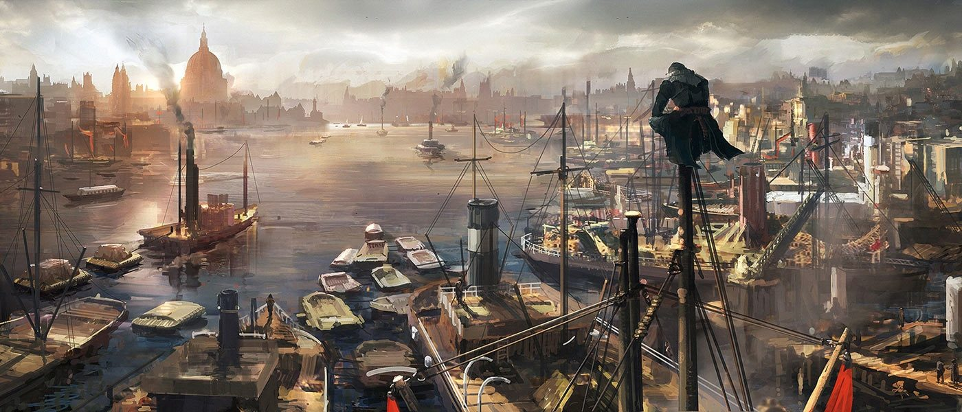 enjoy this first selection of concept and key arts made for assassin