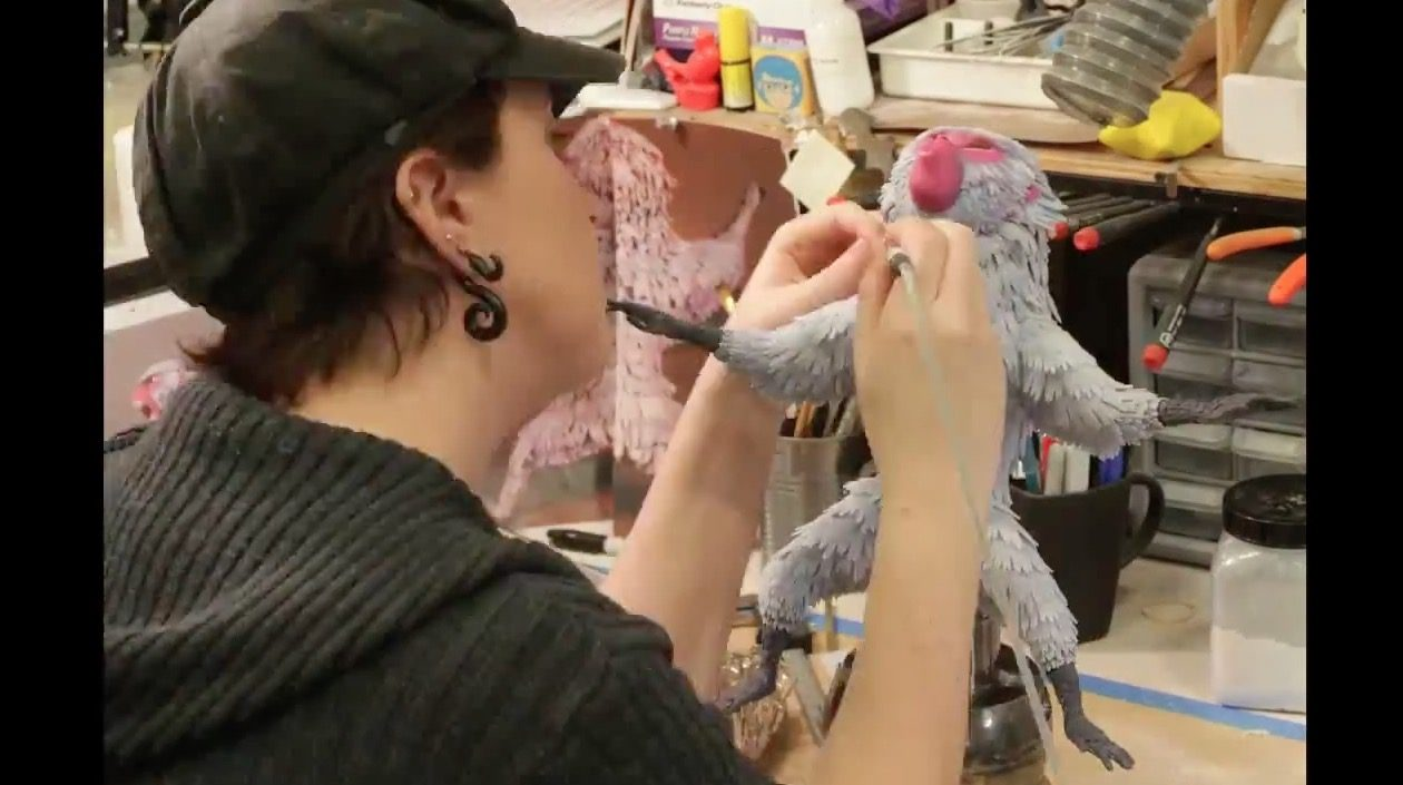 watch laika s artists at work creating the gorgeous stop motion