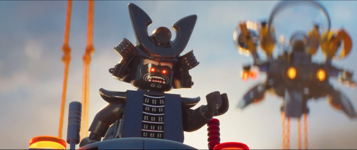 Image result for The Lego Ninjago Movie