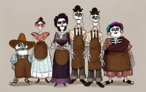The Art Of Pixar's Coco