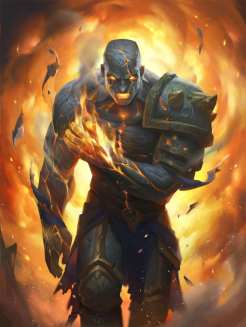 Hearthstone Knights of the Frozen Throne